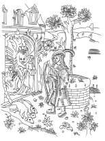 D'après un Burin de la Renaissance