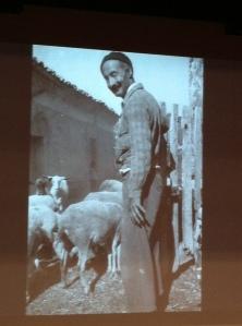 Marcel Légaut et son troupeau
